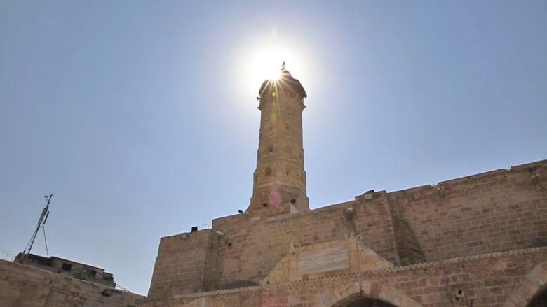 المسجد العمري الكبير.. ثاني أكبر المساجد الفلسطينية وأقدمهاً