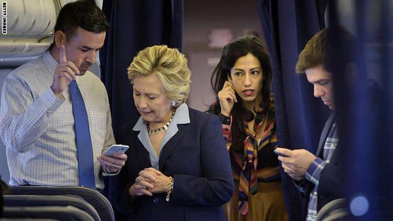 كلينتون: لا توجد قضية في تحقيق FBI حول بريدي الإلكتروني