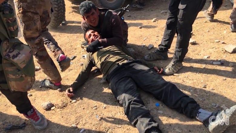شاهد: القصة الكاملة لمراسلة CNN تحت نيران داعش بالموصل