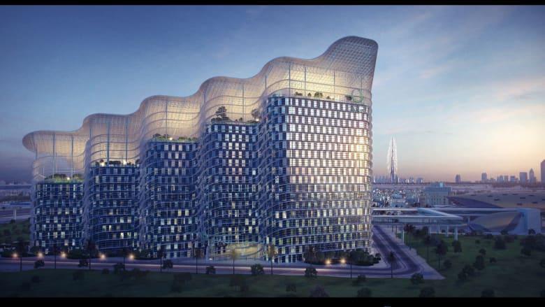 صفر بالمائة من الانبعاثات.. إليكم المقر الجديد لهيئة كهرباء ومياه دبي!