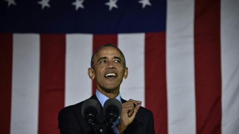 54% من الناخبين الأمريكيين راضون عن حكم أوباما