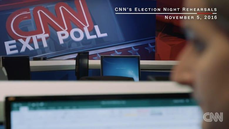 كيف تبني CNN توقعاتها لنتائج الانتخابات الأمريكية؟