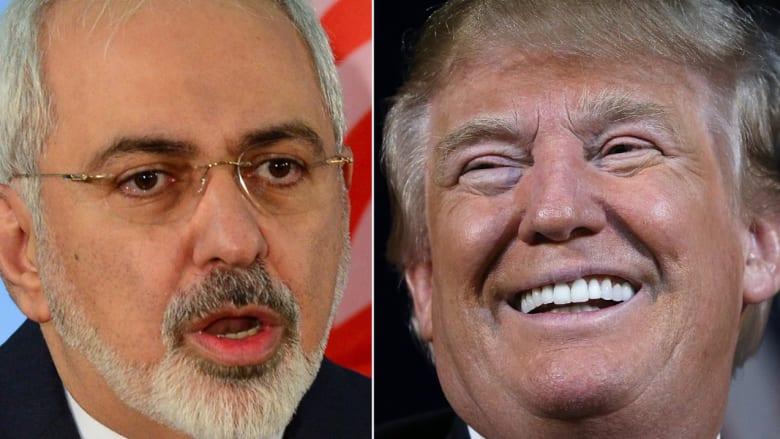 ظريف: على الرئيس الأمريكي الالتزام بالاتفاق النووي الإيراني