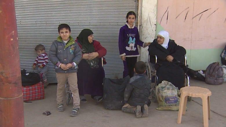 الركض بين طلقات النار.. هكذا هربت هذه السيدة من داعش