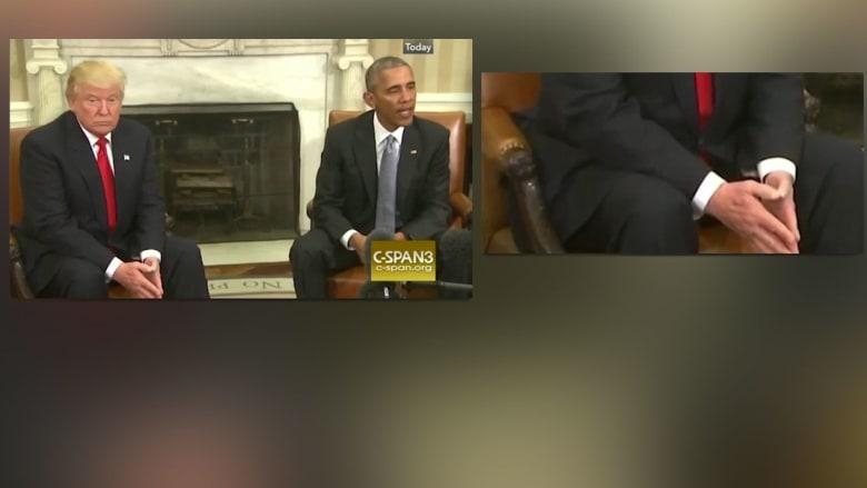 خبيرة بلغة الجسد: عيون أوباما فضحته.. وترامب حمل رمحه وهدد