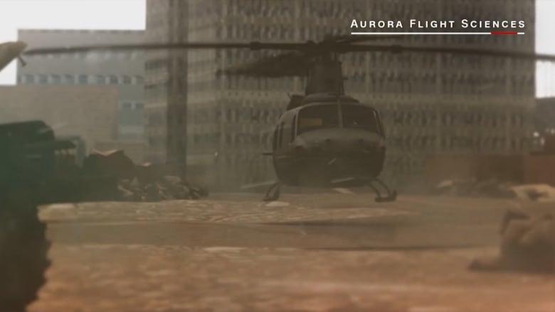 الجيش الأمريكي يكشف عن مروحية المستقبل.. بدون طيار!