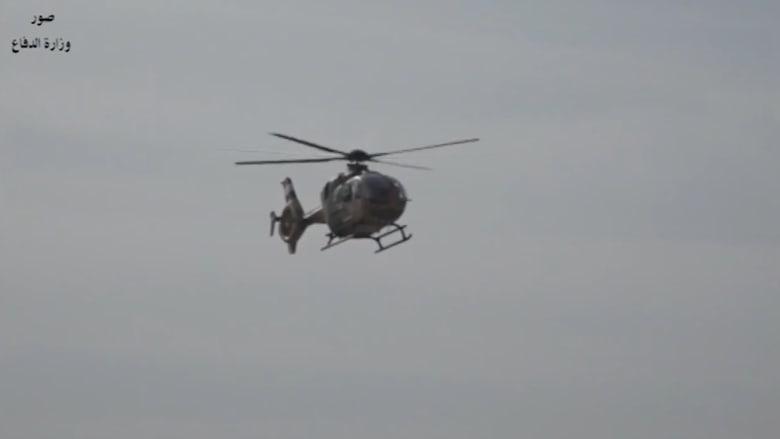 طائرات عراقية تقصف مواقع لداعش في نينوي