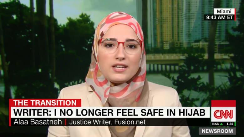أمريكية مسلمة: أخشى ارتداء حجابي بعد فوز ترامب