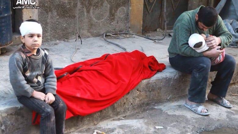 النظام السوري ينفذ وعيده.. والأطفال يتحملون النتائج