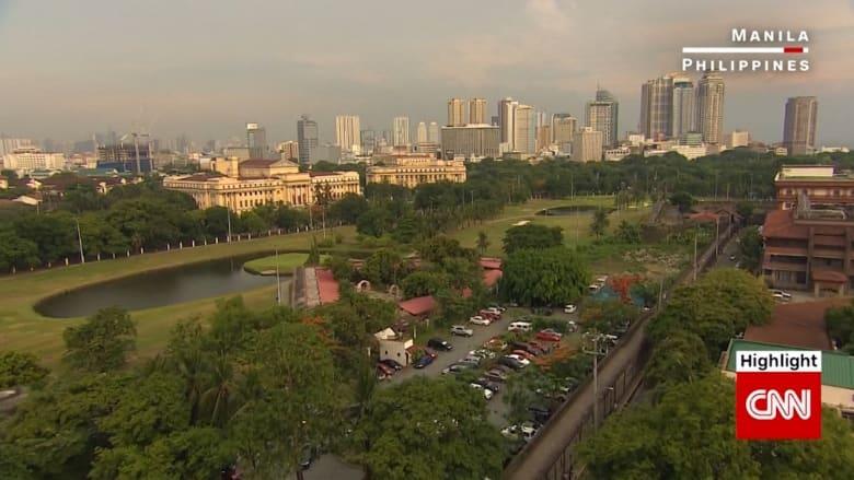 في دقيقة واحدة.. جولة سياحية في مانيلا