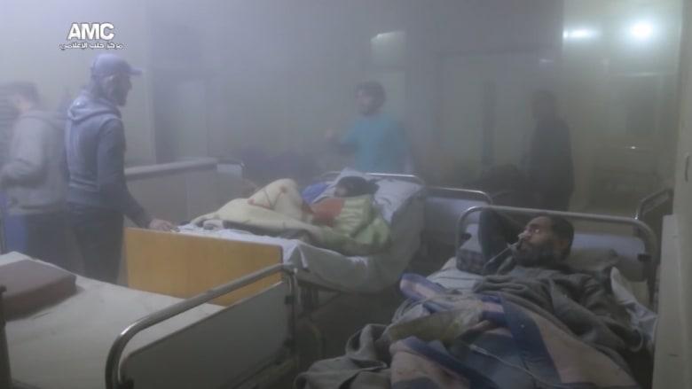 لا أحد بأمن في حلب.. مستشفيات مدمرة وآلاف القذائف بيوم واحد