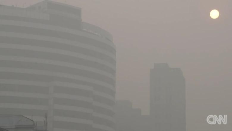 بضغطة زر واحدة تتعرف على مدى تلوث الهواء حولك