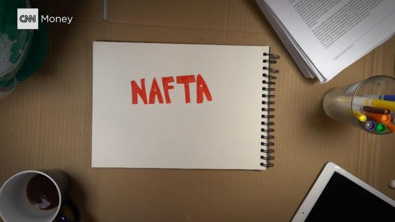 ما هي اتفاقية نافتا؟