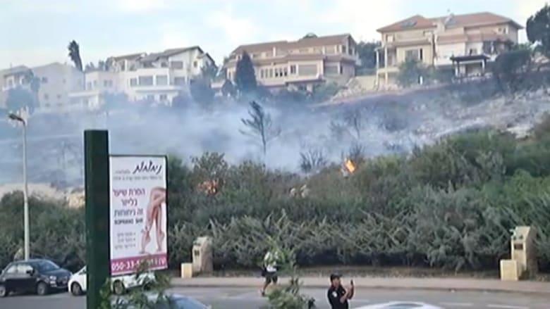حرائق تنتشر في إسرائيل.. ونتنياهو يطلب المساعدة من تركيا واليونان وإيطاليا وقبرص