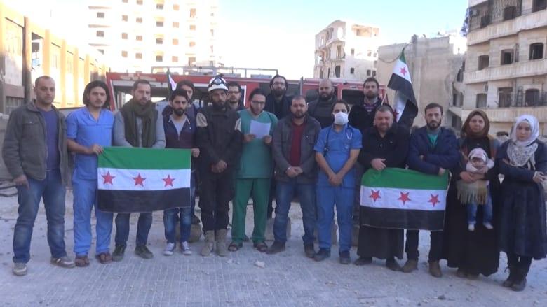 نشطاء حلب يستصرخون العالم بعد 91 يوما من الحصار