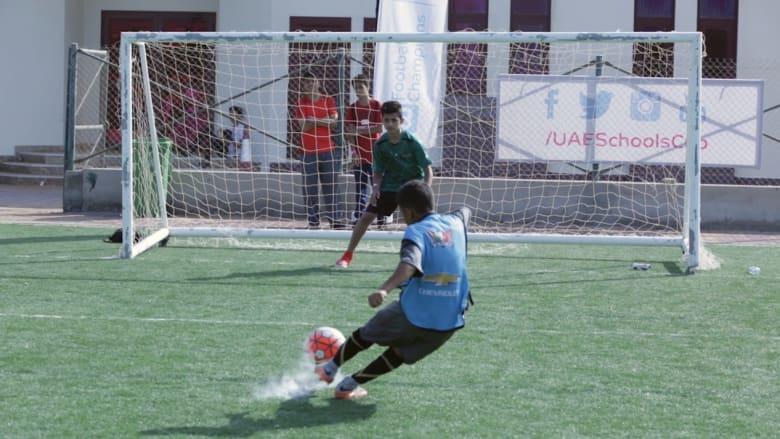 مواهب الإمارات تتنافس للوصول إلى إسبانيا