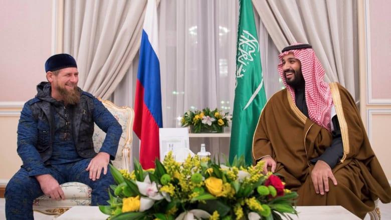 رئيس الشيشان يلتقي محمد بن سلمان.. لرأب صدع مؤتمر غروزني