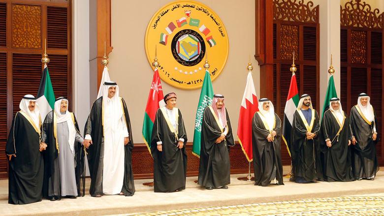 """قادة """"التعاون الخليجي"""" يتعهدون بالعمل على تعزيز استقرار المنطقة"""