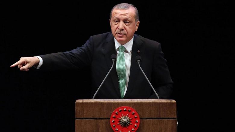 """أردوغان: الركود الاقتصادي سببه عوامل """"نفسية واستفزازية"""""""