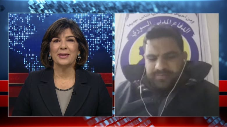 """""""الخوذ البيضاء"""" لـCNN: نواجه """"يوم القيامة"""" في حلب"""