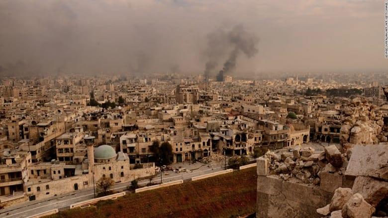 CNN تنقل المشهد في حلب.. هل باتت أيام المعارضة معدودة؟
