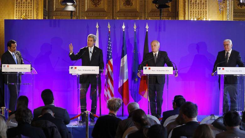 كيري لروسيا ونظام الأسد: سقوط حلب لن يعني انتهاء الحرب