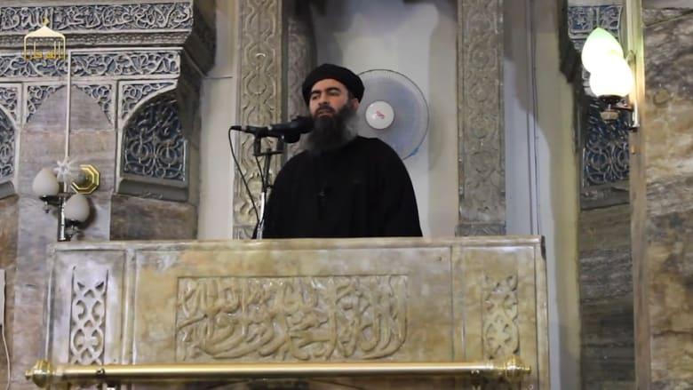 مسؤول بارز: أمريكا كانت على وشك اعتقال أو قتل البغدادي زعيم داعش