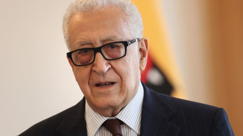 الإبراهيمي يدعو لفتح الحدود بين الجزائر والمغرب وقيام الاتحاد المغاربي