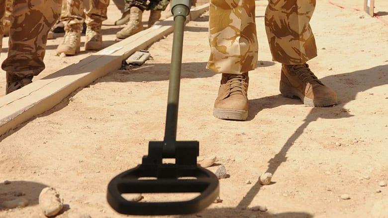 الجيش الجزائري يدمر 1900 لغمًا تعود إلى حقبة الاستعمار