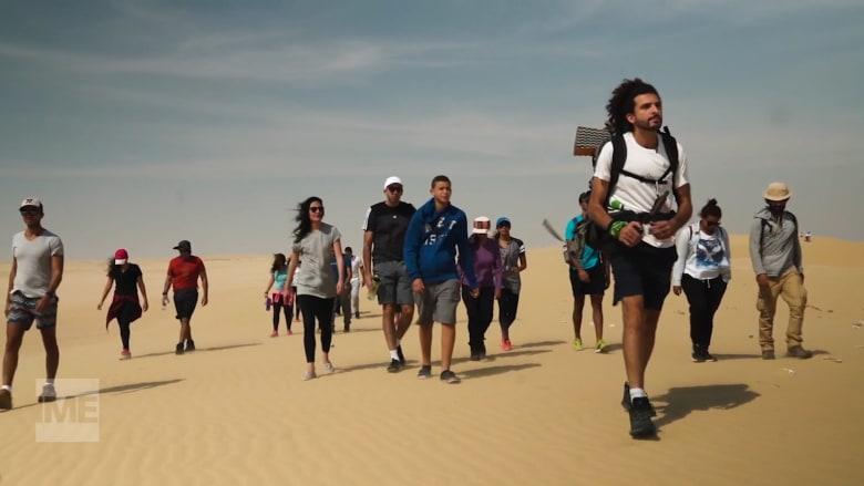 هكذا يعيش محبو السفر في مصر.. بين أحضان الطبيعة!