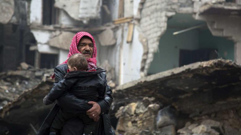 """انتشار واسع لوسم """"حلب تباد"""".. العفاسي يطالب بعاصفة حزم جديدة والعريفي: ظهورنا تنكشف"""