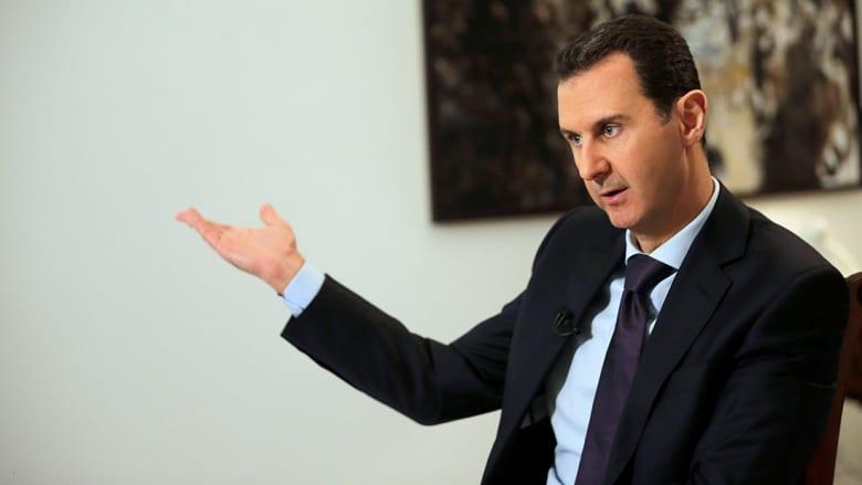 """الأسد: الأعمال العسكرية لن تتوقف بعد """"تحرير حلب"""""""