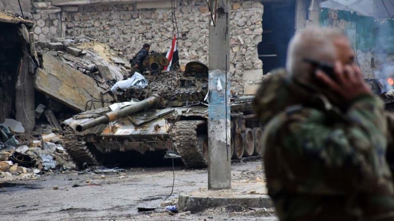 اللجنة الدولية للصليب الأحمر: عملية إجلاء 200 جريح من شرق حلب بدأت