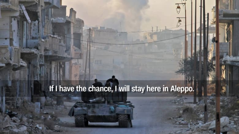 أستاذ من شرق حلب لـCNN: العالم يتاجر بدماء أطفالنا