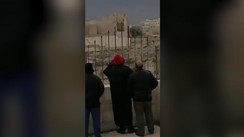 """الأردن: انتهاء العملية الأمنية في قلعة الكرك بمقتل """"جميع الإرهابيين"""""""