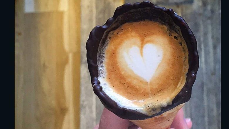 """هل هذه هي أشهر قهوة على موقع """"إنستغرام""""؟"""