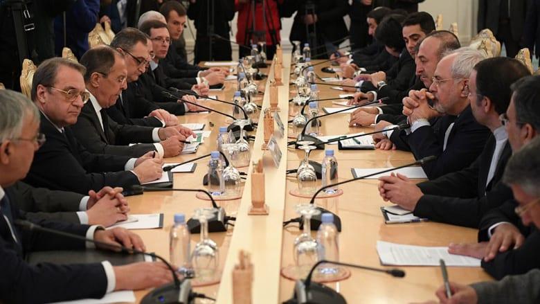 """""""إعلان موسكو"""" حول سوريا بعد اجتماع روسيا وإيران وتركيا"""