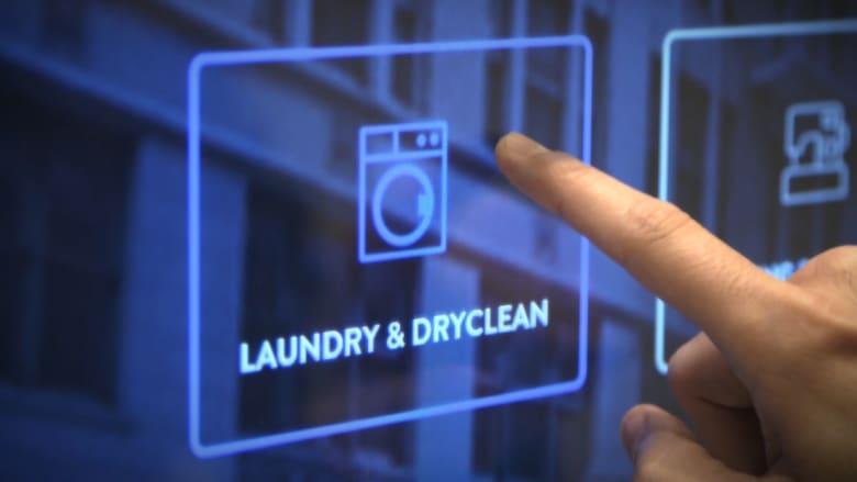 """شركة في دبي تعيد ابتكار مبدأ """"الغسيل"""".. شاهد كيف"""