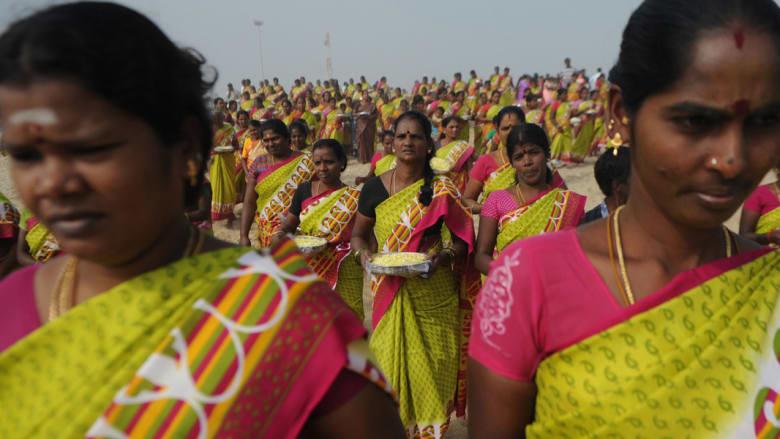 الهند تحيي ذكرى ضحايا التسونامي