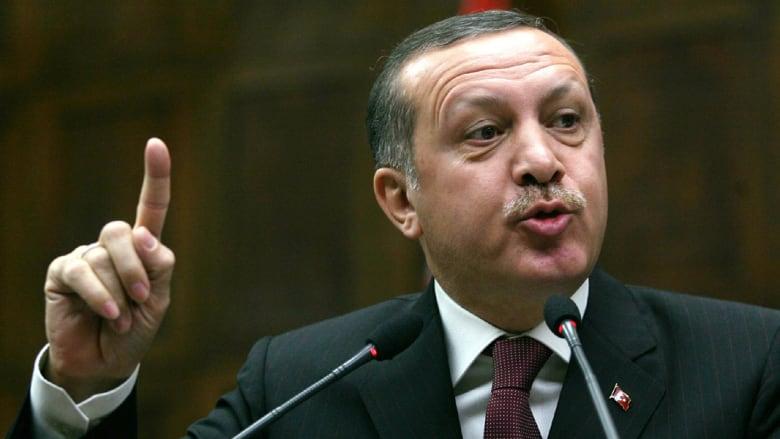 """أردوغان يتهم أمريكا والتحالف بدعم """"داعش"""": لدينا الأدلة"""