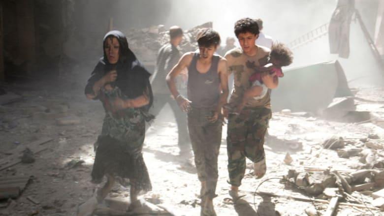 تركيا وروسيا تتوصلان إلى مسودة اتفاق بشأن وقف إطلاق النار في سوريا