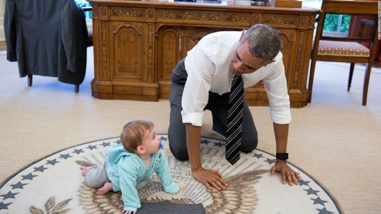 شاهد.. من وراء الكواليس مع الرئيس أوباما