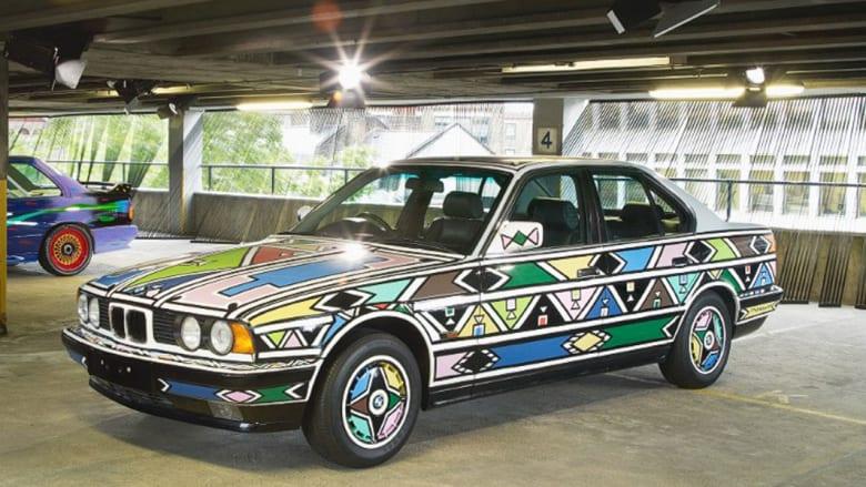 """هل هذه هي سيارة """"بي إم دبليو"""" الأكثر تميزاً في العالم؟"""