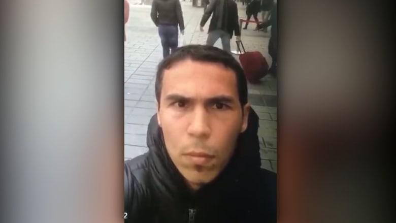 الإعلام التركي ينشر صوراً للمشتبه به في هجوم اسطنبول