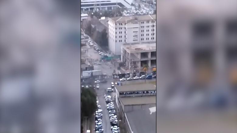 سماع دوي اطلاق نار وانفجارات قرب محكمة في إزمير بتركيا