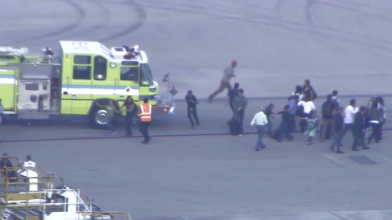 مسؤول أمريكي لـCNN: إيقاف مشتبه به في إطلاق نار في مطار فورت لودرديل في فلوريدا