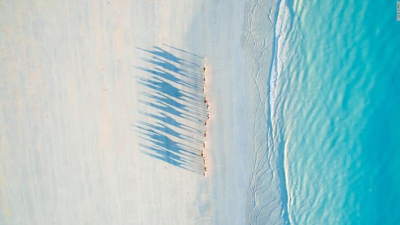 أجمل الصور التي التقطتها عدسات الطائرات الموجَّهة (الجزء الأول)