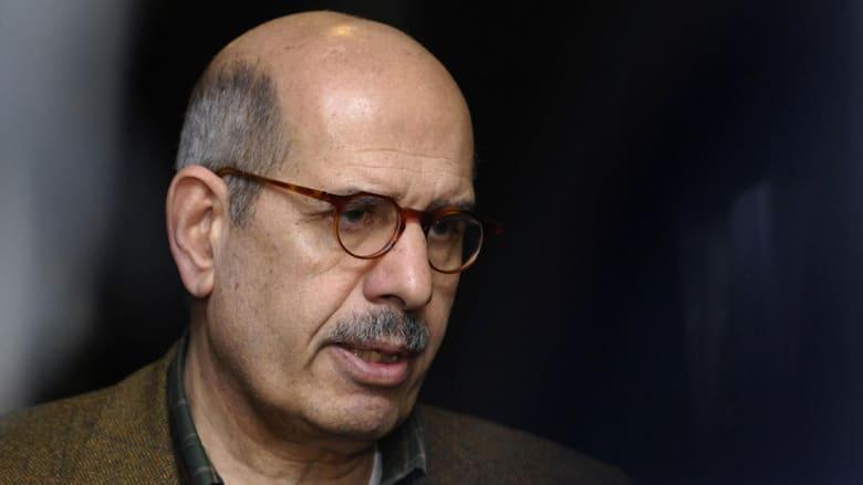 إعلامي مصري ينشر تسجيلا منسوبا للبرادعي والأخير يرد: تحريف