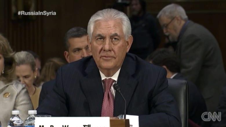 """وزير خارجية ترامب الجديد """"يجهل"""" أموراً كثيرة!"""