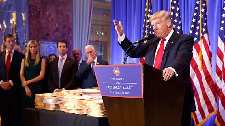 ترامب: رفضت صفقة بملياري دولار في دبي